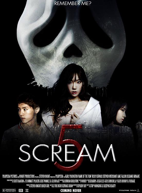 SCREAM 5 by ExoticGeneration21 on DeviantArt