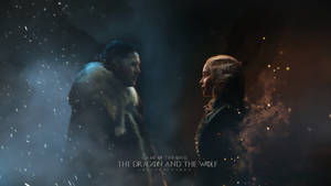 Game of Thrones : The Dragon and the Wolf