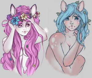 -Patreon- Reira and Elunia