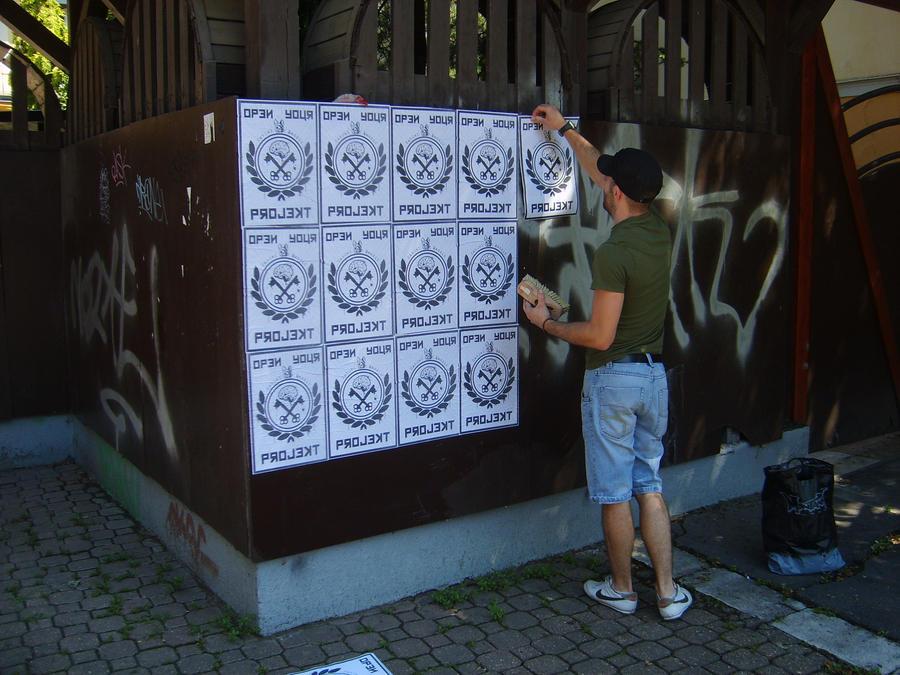 openyoureyesprojekt by originalbandita