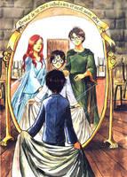 Mirror of Erised by Alkanet