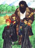 Our big friend Hagrid by Alkanet
