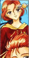 Quidditch bookmark by Alkanet