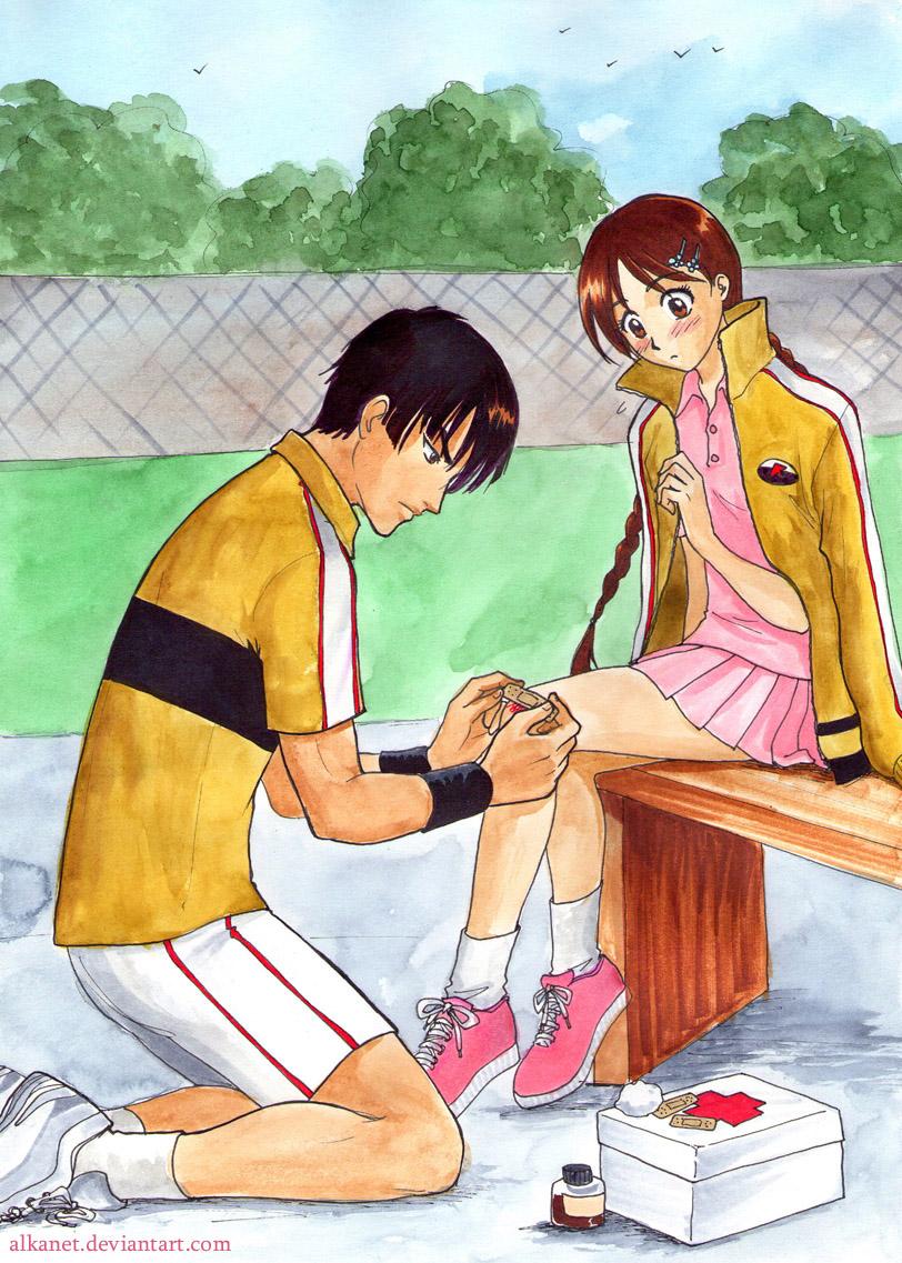 Prince Of Tennis Favourites By Kikigirks409 On DeviantArt