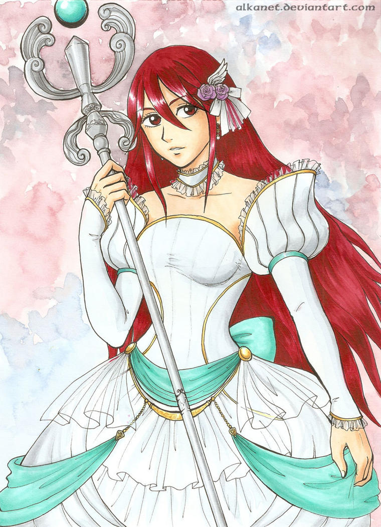 Bride Cordelia - for aabcehm by Alkanet