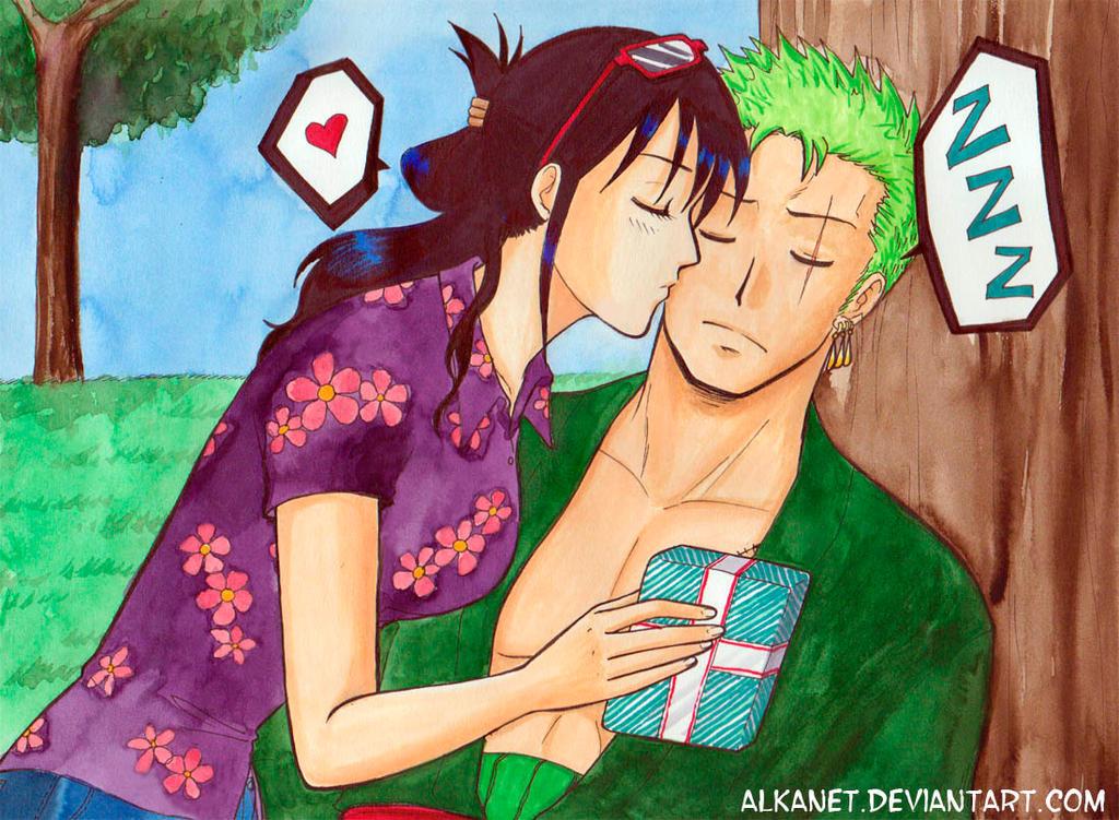 Zoro And Tashigi Zoro X Tashigi | www.i...