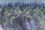 Dementors by Alkanet