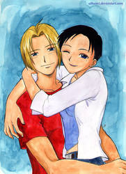 FMA - Brosh and Ross by Alkanet