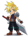 Chibi Cloud