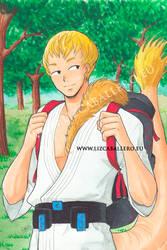 Tailed Hero