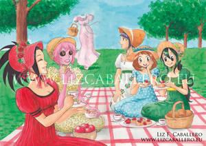 BNHA - Regency picnic
