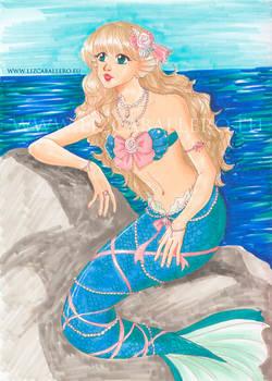 Mermay - dreaming of pearls and ribbons