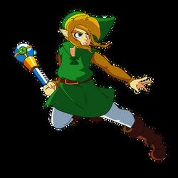 Hero of Seasons - Link by TriforceLegendX