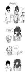 Zeref and Natsu - Big Hero 6 AU by Atralsinoa