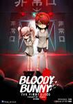 [Fanart] Bloody bunny:TheFirstBlood