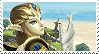 Zelda Returns to Smash Bros Stamp by GameAndWill