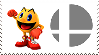 Pac Man for Smash Stamp by GameAndWill