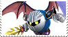Meta Knight Stamp by GameAndWill