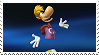 Rayman for Smash Stamp by GameAndWill