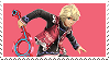 Shulk Stamp by GameAndWill