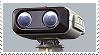 SSB4 R.O.B. Stamp by GameAndWill