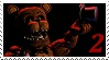 Five Nights at Freddys 2 Grand Re-Opening Stamp by GameAndWill