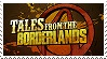 Tales from the Borderlands Stamp by GameAndWill
