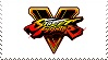 Street Fighter V Stamp by GameAndWill