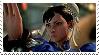 Street Fighter V Chun Li Stamp by GameAndWill