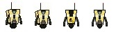 Claptrap Pixel V.2 by GameAndWill