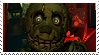 Five Nights at Freddys 3 Stamp by GameAndWill