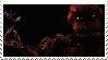 Five Nights at Freddys 4 The Final Chapter Stamp by GameAndWill