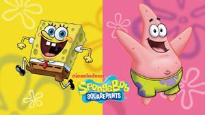 Splatfest Spongebob vs. Patrick