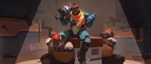 New Overwatch Hero: Baptiste