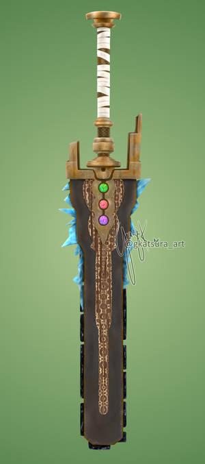 [C] Ancient Tech Sword