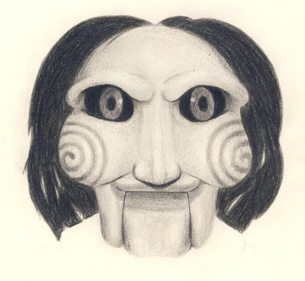 my drawing of saw by s...