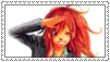 Stamp - Asako Natsume by onionscratch-paper
