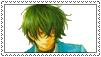 Stamp - Haru Yoshida by onionscratch-paper