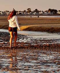 Wandering Gabby by BlackandWhite1020