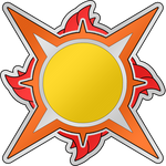 Sun Gym Badge