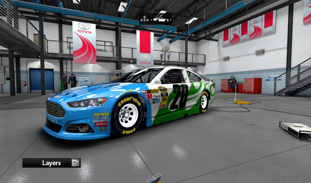 #20 Adventure Time Ford Fusion by AdmiralofKingsford