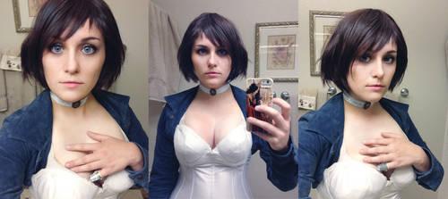 Bioshock Infinite: Elizabeth Makeup and Hair Test
