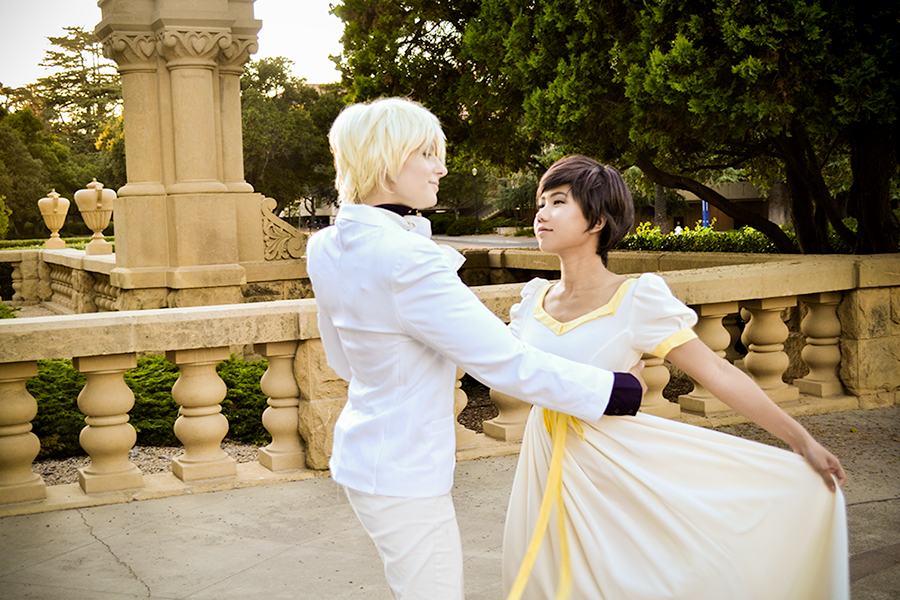 Tamaki and Haruhi Cosplay | Ouran Finale 4 by CosplayInABox