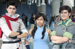 Legend of Korra Cosplay | Fire Ferrets