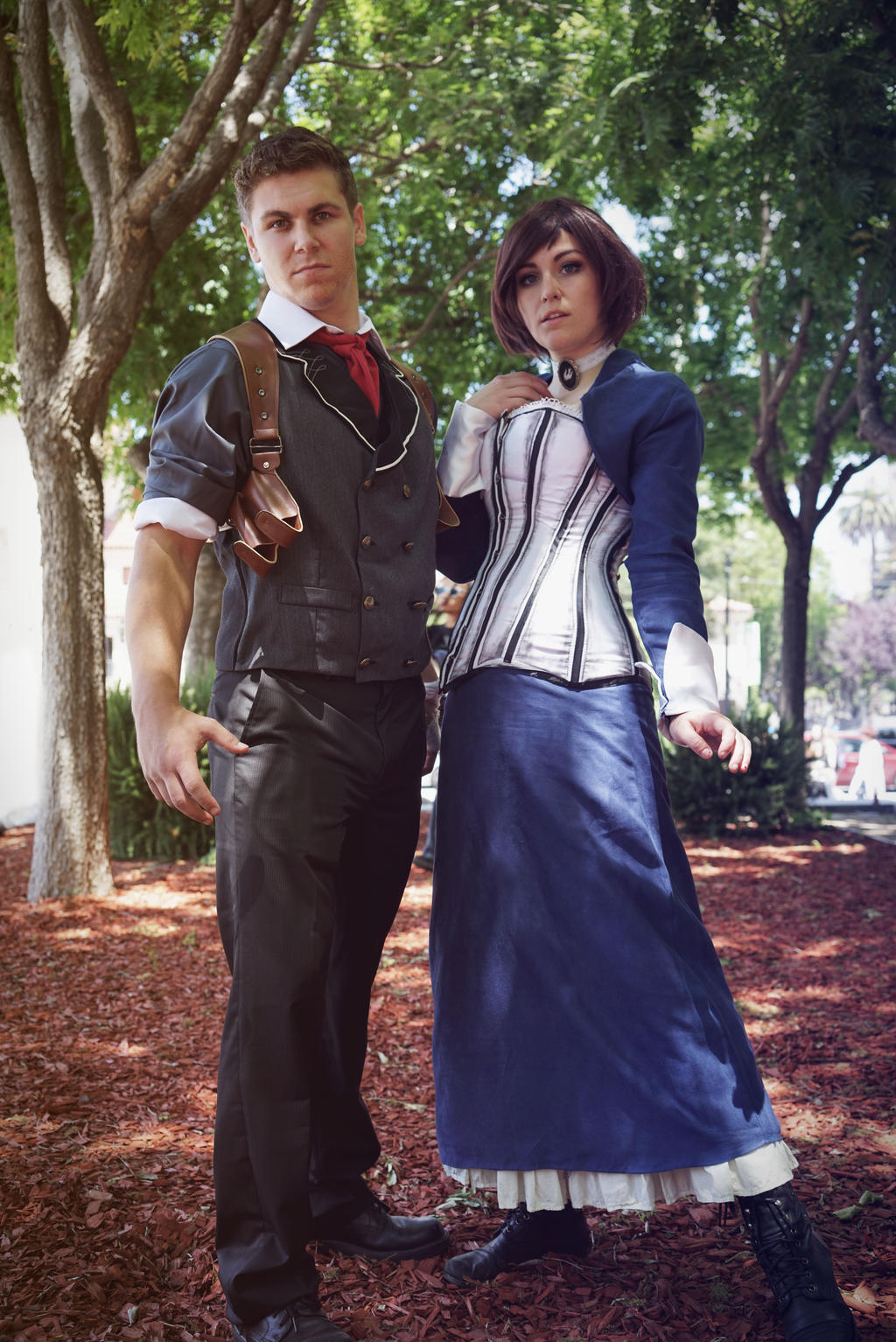 The Seed and The Prophet by CosplayInABox
