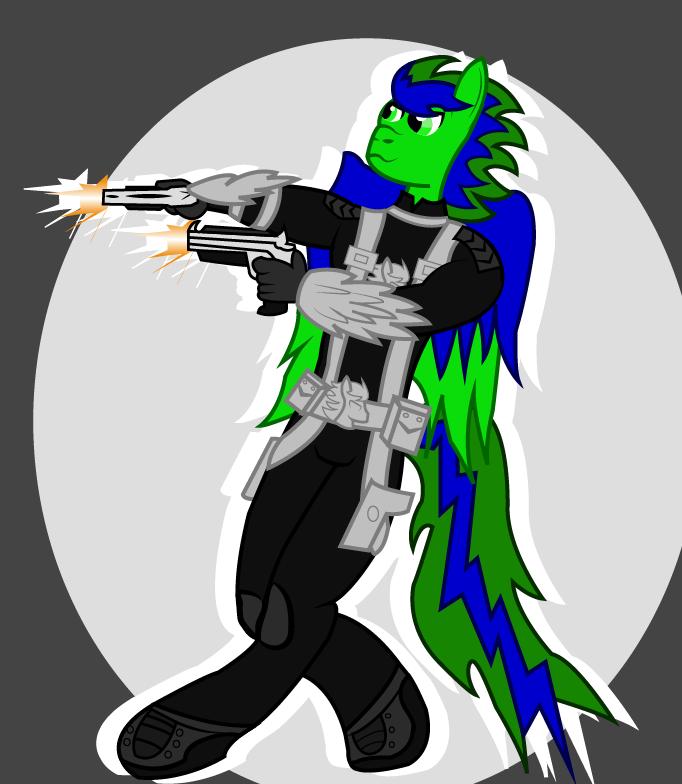 Hero Design 1 by ThunderRushFly