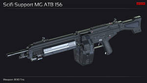 Scifi Support MG ATB 156