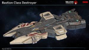 Bastion Class Destroyer
