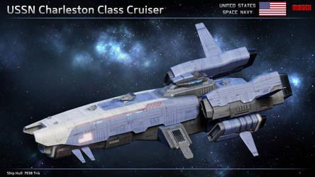USSN Charleston Class Cruiser