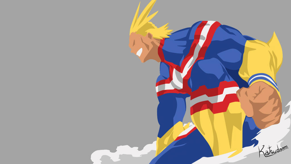 My Hero Academia Wallpaper All Might